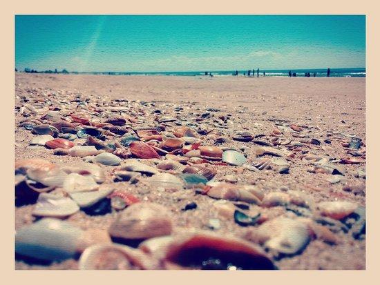 Vila Real de Santo Antônio, Portugal: Beautiful Sand