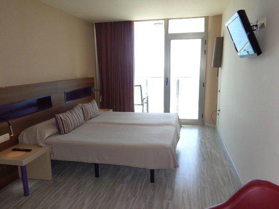 Allon Mediterrania Hotel : Habitación estándar