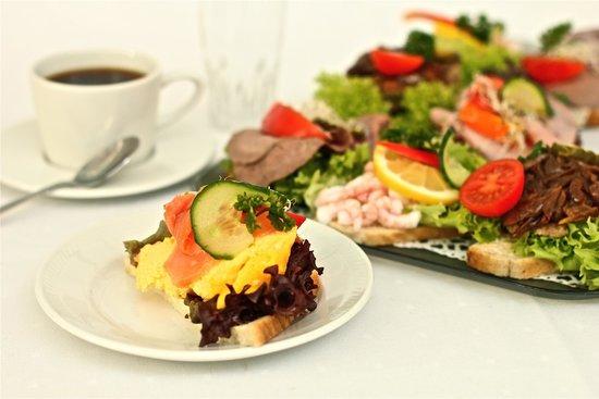 Heimat Brokelandsheia: Catering