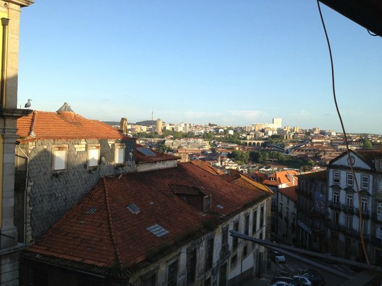 MyStay Porto : View from our room