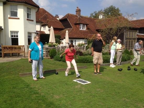 Park House Hotel & Spa: Bowling competition