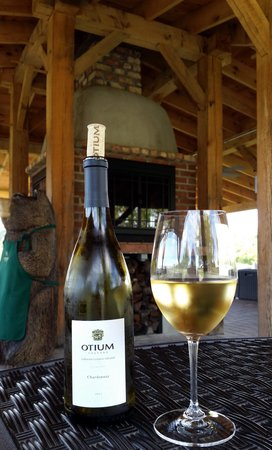 Goose Creek Farm and Winery - Otium Cellars: Chardonnay
