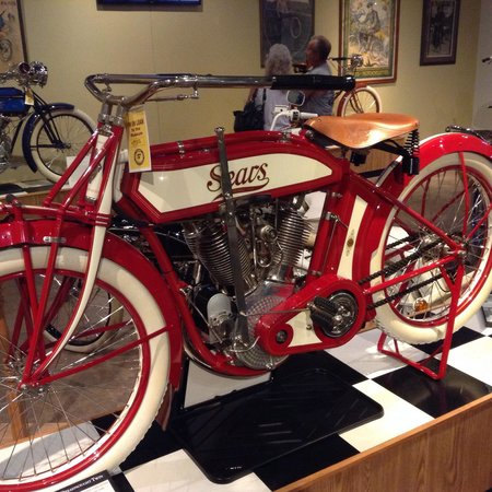 National Motorcycle Museum: ..
