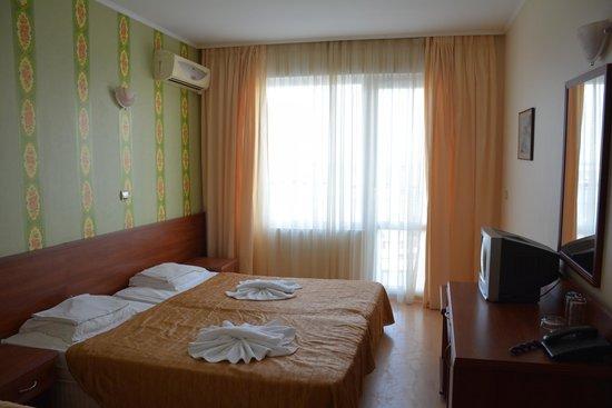 Hotel Lotos: Номер 3х местный