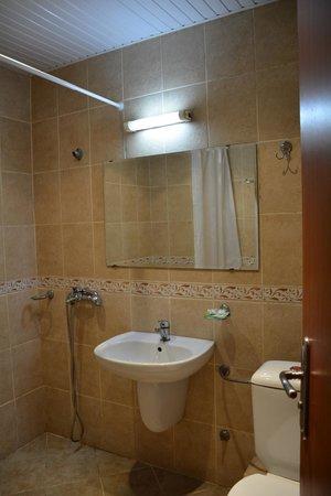 Hotel Lotos: Ванная комната