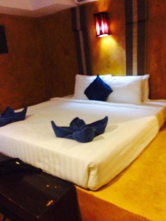 Beach Resort Hacienda: Bedroom