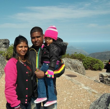Stadium Guest House: Table Mountain!