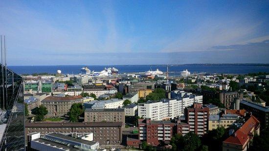 Swissotel Tallinn: The View!