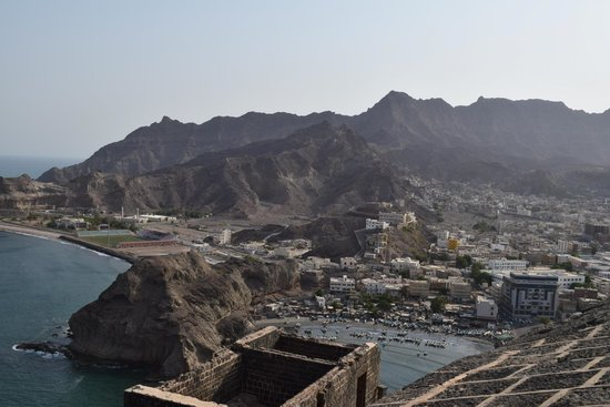 a view for a view for aden crater district picture of sira