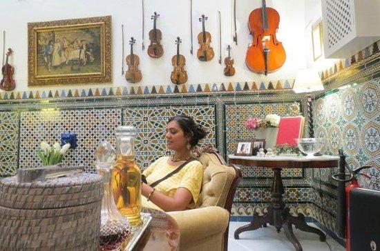 Hotel Amadeus: Violins, violins everywhere 1