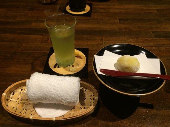 Tsukino Usagi: 到着後のおもてなし。