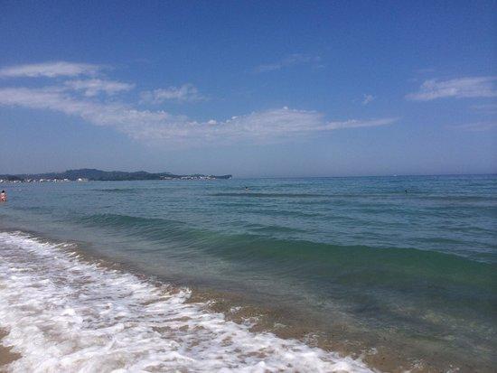 Acharavi Beach Hotel: Acharavi beach