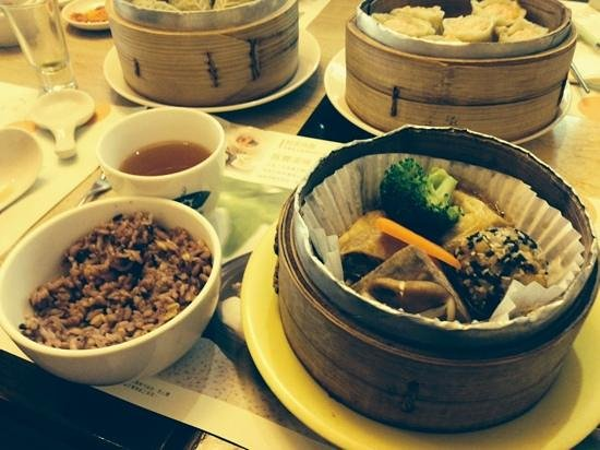 Cha For Tea: tasty lunch