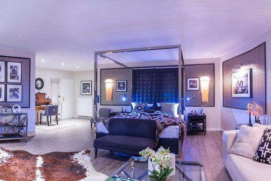 Hotel Poppenbuetteler Hof : Apartment