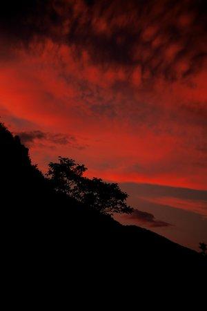 """tramonto """"la casina rossa"""" ore 19:00"""