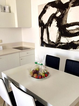 Prinsotel Alba Hotel Apartments: Welcome surprise!