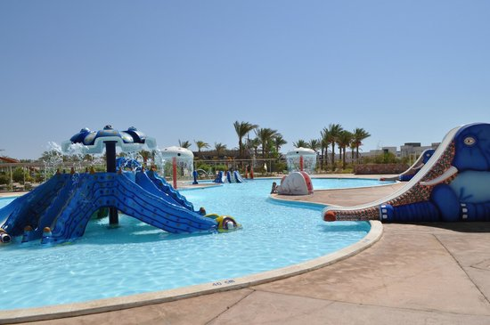 Jaz Makadi Oasis Resort and Club: для малышей