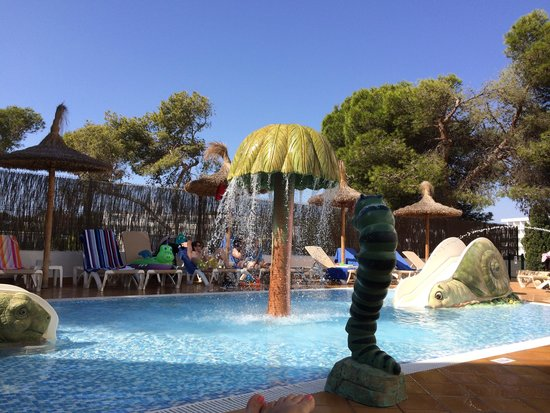 Prinsotel Alba Hotel Apartments: Childrens pool