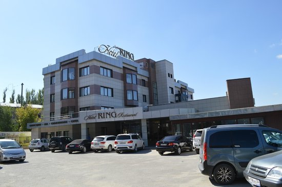 Ring Hotel: Exterior