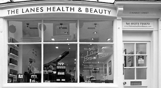 The Lanes Health and Beauty