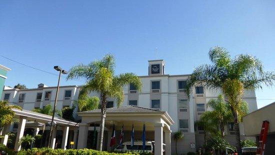 Sleep Inn Hotel Paseo Las Damas: L'hôtel