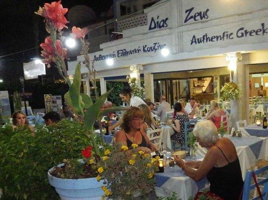Dias Zeus Restaurant