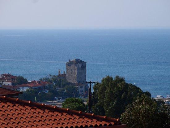 Hotel Princess: Vista desde la terraza