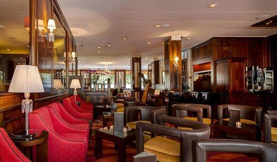 Hotel Bristol : Bar