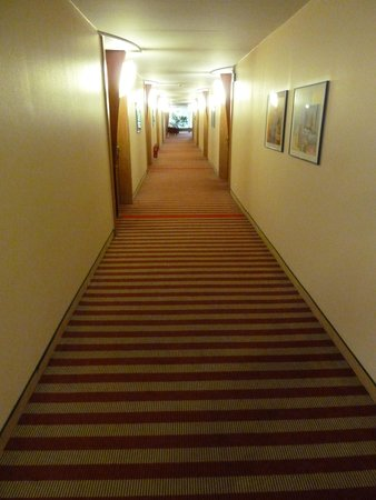 Mercure Hotel Atrium Braunschweig: Flur