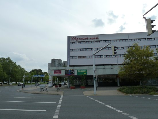 Mercure Hotel Atrium Braunschweig: In zentraler Lage