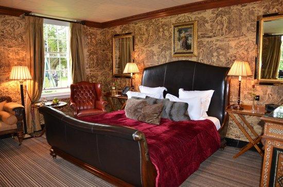 Prestonfield : bedroom 6