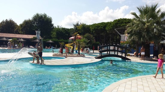 Ca'Pasquali Village: Lovely pool