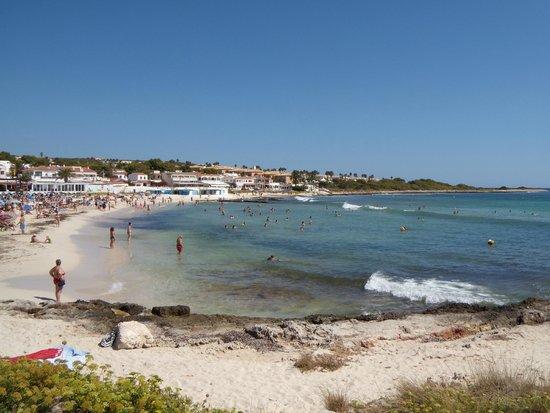 Occidental Menorca: spiaggia