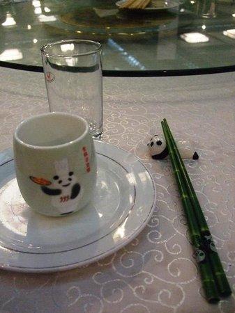 Chenmapo Beancurd : かわいいお箸と箸置き