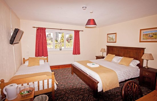 White Hart Hotel: Twin Room