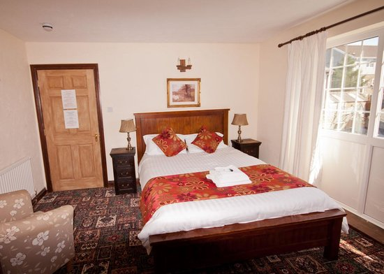 White Hart Hotel: Double Room