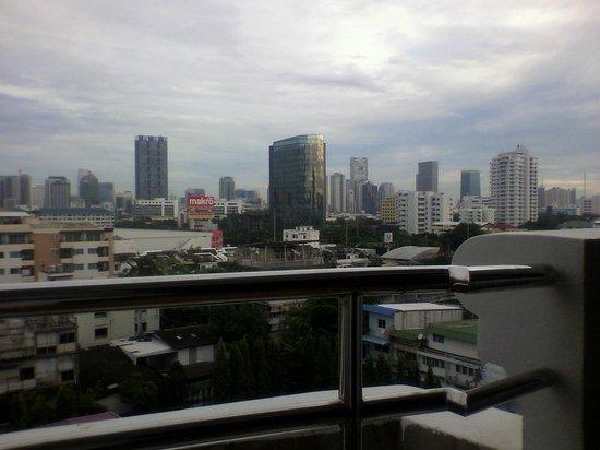 Forum Park Hotel: 部屋からの眺め