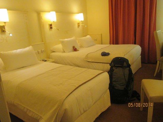 Hôtel Napoléon : Ma chambre