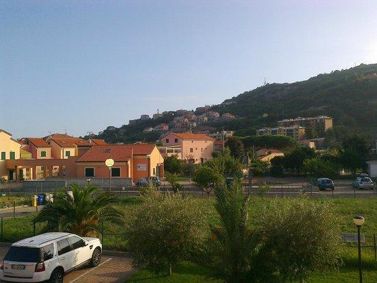 Residence Corte Del Sole: vista dal terrazzo