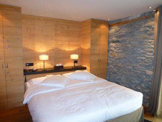 Unique Hotel Post: La chambre