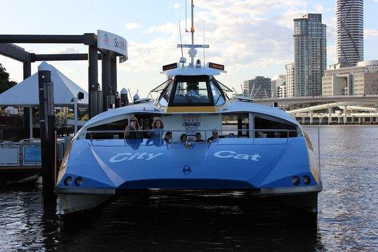 CityCat Ferry : 2014年8月