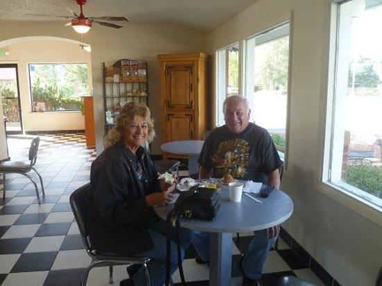 Retro Inn at Mesa Verde : Good Morning!!