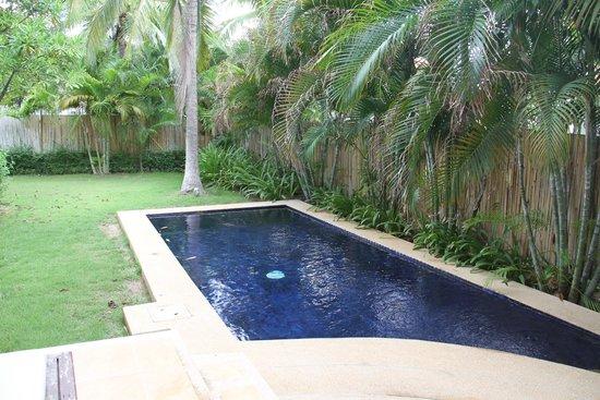 Banyan The Resort, Hua Hin: A private small pool