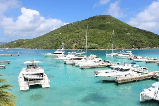 Scrub Island Resort, Spa & Marina, Autograph Collection: View from our room