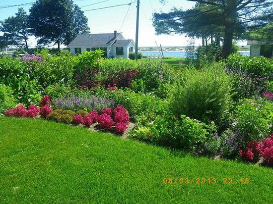 The Dunes on the Waterfront: Beautiful Gardens