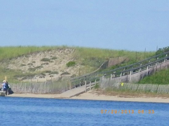 The Dunes on the Waterfront: Beach Access