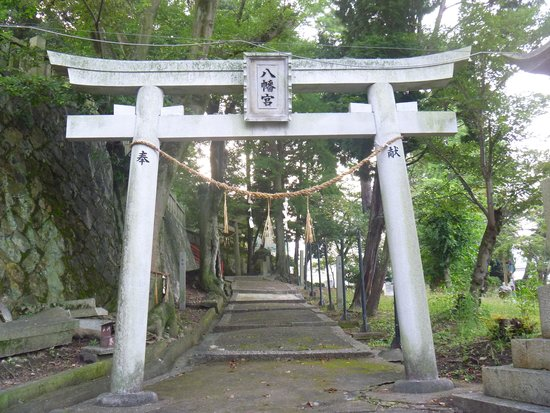 Mitsuishi Hachimangu