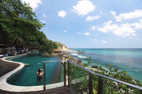 Ayana Resort And Spa Bali Ocean Beach Pool