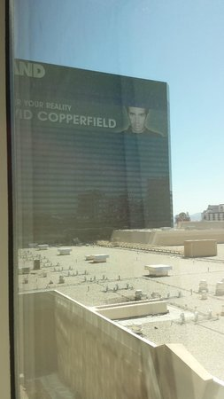 David Copperfield : view from my room