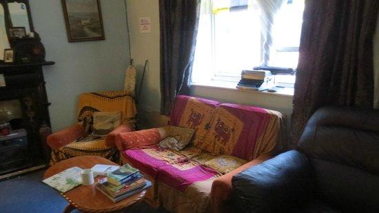 MacGabhainns Backpacker Hostel: The pc/relax room